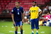 クウェートと dpr の間 afc u-16 選手権韓国 — ストック写真