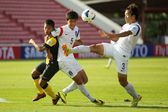 AFC U-16 Championship Korea Republic and Malaysia — Foto de Stock
