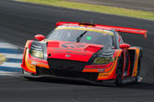 Autobacs Super GT Round7 — Stock Photo