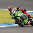 Постер, плакат: Superpole 2 at the World Superbike Championship