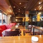 Modern cafe interior — Stock Photo #55858369