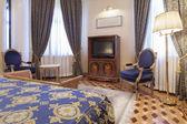 Luxury classic style hotel suite interior — Stock Photo