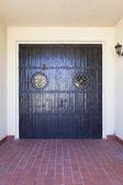 Winery entrance — Stockfoto