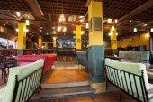İç modern bir pub — Stok fotoğraf