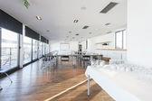 Modern conference room interior — Stock fotografie