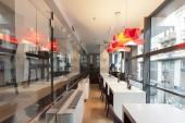 Café moderno interior — Foto de Stock