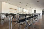 Modern conference room ready for meeting — Stock fotografie