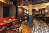Interiören i en pub — Stockfoto