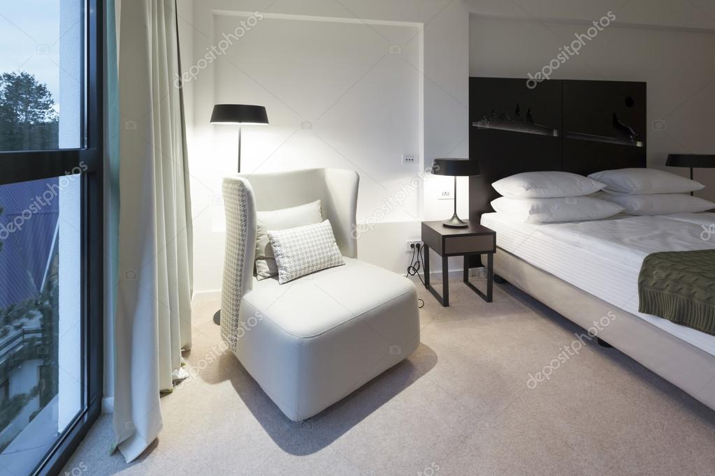 现代酒店房间室内设计
