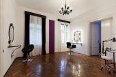 Beauty parlour interior — Stock Photo