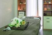 Massage kamer interieur — Stockfoto