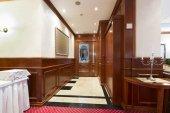Hotel restaurant entrance hall — Stock Photo