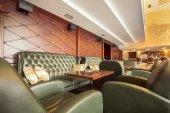 Luxury cafe interior — Stockfoto