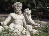 Statue of the Dionysus — Stock Photo