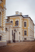Rundale Palace, park — Stock Photo