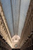 Royales saint-hubert-galerien — Stockfoto