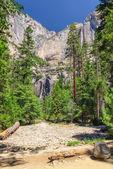 Waterfall, Yosemite National Park, California, USA — ストック写真