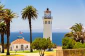 Los Angeles Lighthouse,  Point Vincente, Los Angeles, California — Stock Photo