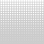 Abstract Halftone Square Dot Background — Vector de stock