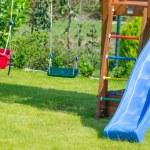Swing for children — Stock Photo #52373139