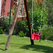 Swing for children — Stock Photo #52373197