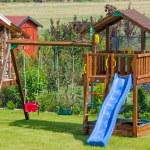 Slide for children — Stock Photo #52373369