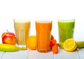 Smoothie day, time for healthy drink — Foto de Stock