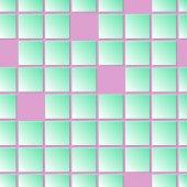 Rectangular geometric seamless pattern — Stockvektor