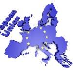 European countries 3d illustration — Stock Photo #56181845