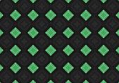 Ethnic pattern. Abstract kaleidoscope  fabric design. — Stock Photo