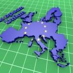 European countries 3d illustration — Stock Photo #57602469