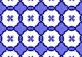 Ethnic pattern. Abstract kaleidoscope  fabric design. — Fotografia Stock