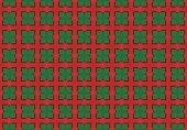 Ethnic pattern. Abstract kaleidoscope  fabric design. — ストック写真