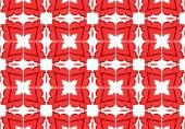 Ethnic pattern. Abstract kaleidoscope  fabric design. — Zdjęcie stockowe