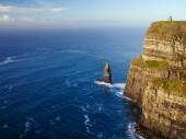 Cliffs of Moher in County Clare — Stock Photo
