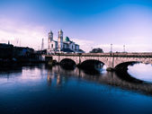 Athlone bridge and river at day  — Stock Photo