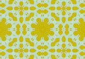 Ethnic pattern. Abstract kaleidoscope  — 图库照片