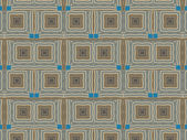 Ethnic pattern. Abstract kaleidoscope  fabric design. — Stock Photo