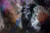 Colorful Polygonal Mosaic Background — Stock Photo