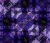 Etniska mönster. Abstrakt Kalejdoskop — Stockfoto