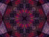 Ethnic pattern. Abstract kaleidoscope  — Fotografia Stock
