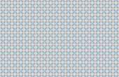 Etnische patroon. Abstracte Caleidoscoop weefsel ontwerp. — Stockfoto