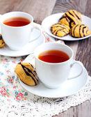Pumpkin cookies  — Stock Photo