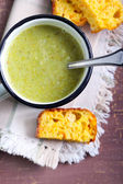 Broccoli soup  — Stock Photo