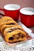 Jam roly - poly  — Stock Photo