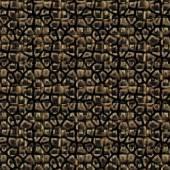 Fur background mosaic — Stock Photo