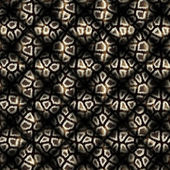 Coat pattern quilted broadly — Stockfoto