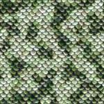 Постер, плакат: Snake pattern seamless tiling