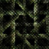Snake pattern crosswise — Stock Photo