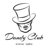 Dandy Logo — Stock Vector